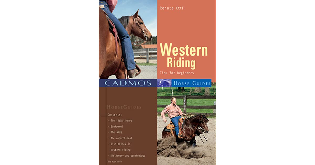 Western Riding Tips For Beginners By Renate Ettl