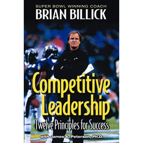 competitive leadership billick brian peterson james a