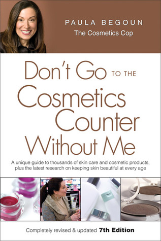 Cosmetics Counter Without