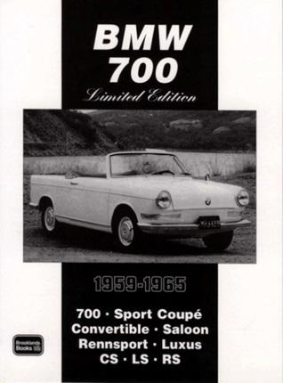 BMW 700 Limited Edition 1959-1965