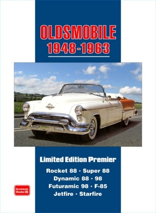 Oldsmobile 1948-1963 Limited Edition Premier