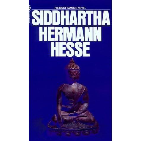unity in siddhartha by herman hesse