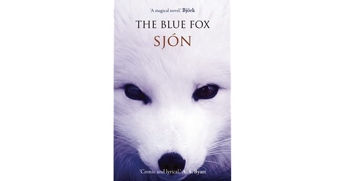 The Blue Fox By Sj N