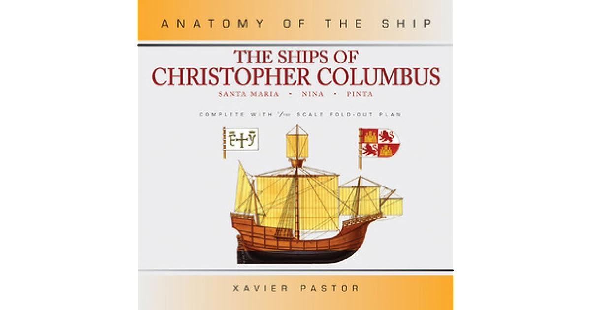 Ships Of Christopher Columbus By Xavier Pastor