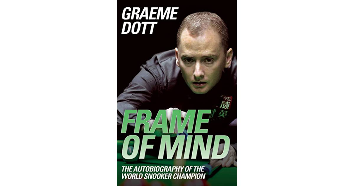 Frame of Mind: The Autobiography of the World Snooker Champion by ...
