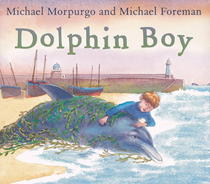 dolphin boy by michael morpurgo rh goodreads com
