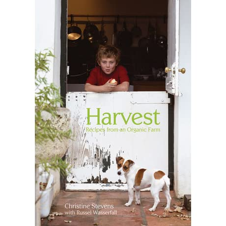 harvest recipes from an organic farm