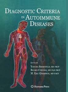 Diagnostic Criteria in Autoimmune Diseases