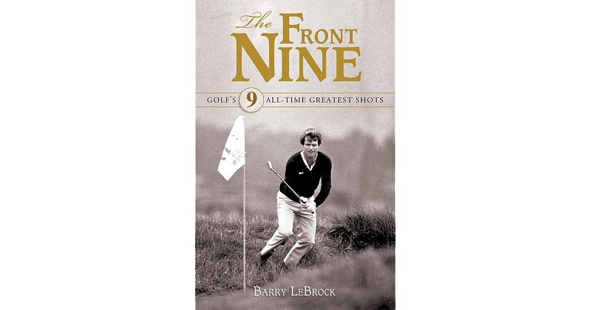 the front nine lebrock barry
