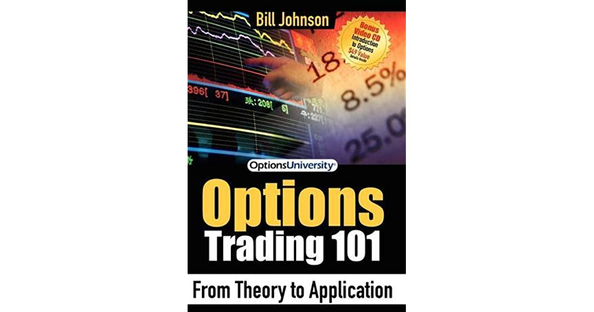 Options trading 101 from theory to application pdf