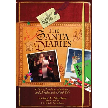 Tannenbaum Puzzle.Santa S Diaries A Year Of Mayhem Merriment And Miracles At The