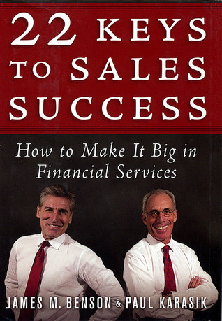 22 keys to sales success