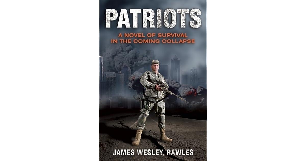 James wesley rawles wife sexual dysfunction