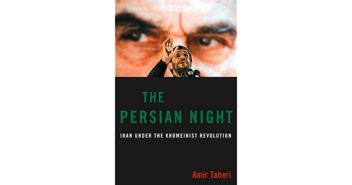 the persian night iran under the khomeinist revolution pdf