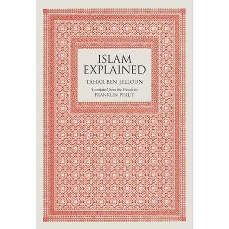 Islam Explained By Tahar Ben Jelloun