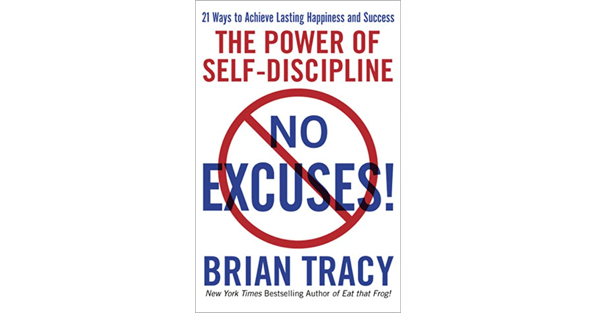 Brian Tracy No Excuses Ebook
