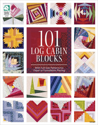 101-Log-Cabin-Blocks-With-Full-Size-Patterns-for-Paper-Or-Foundation-Piecing