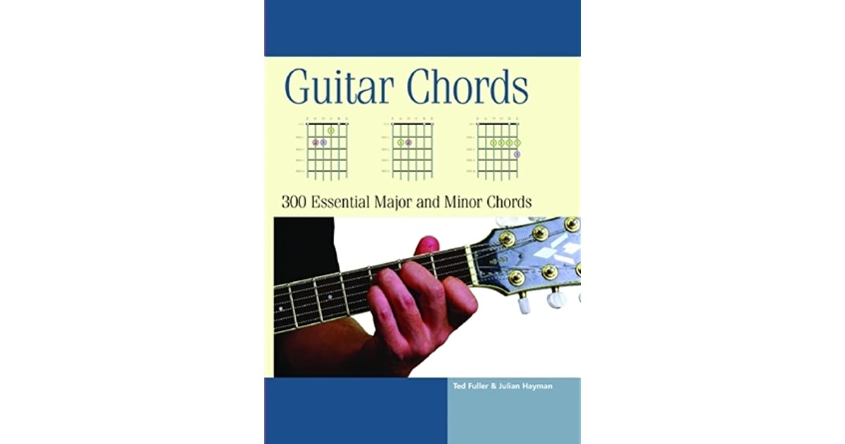 Guitar Chords By Ted Fuller