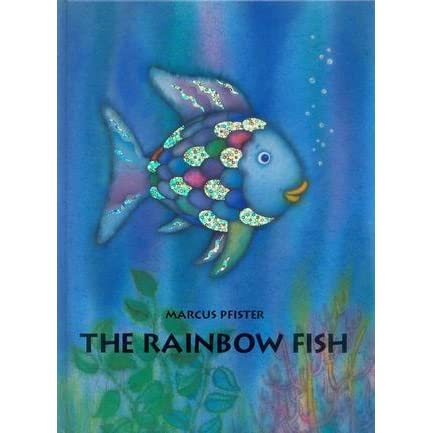 The rainbow fish by marcus pfister reviews discussion for Fishpond books