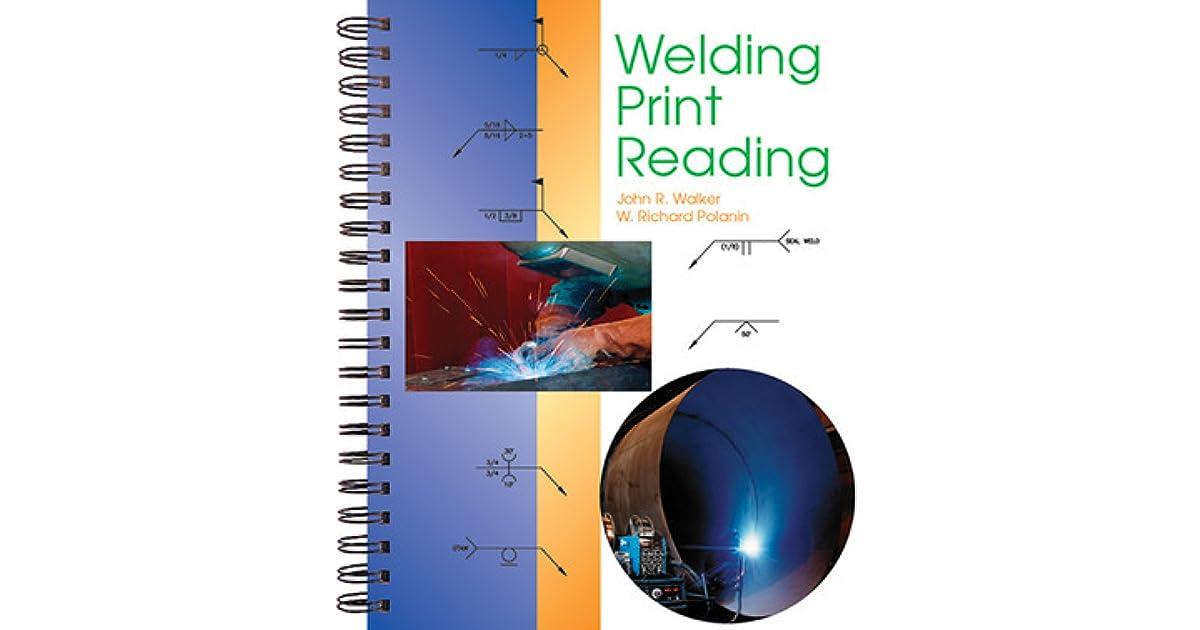 Welding print reading by john r walker fandeluxe Choice Image