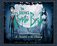 Universal Estándar Bolos  Tim Burton's Corpse Bride: An Invitation to the Wedding by Mark Salisbury