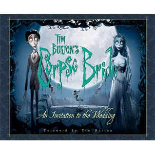 Awe Inspiring Tim Burtons Corpse Bride An Invitation To The Wedding By Pdpeps Interior Chair Design Pdpepsorg