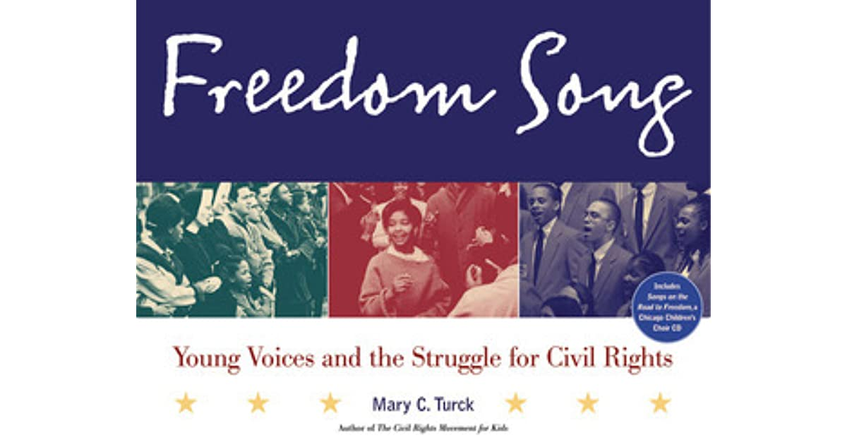 Lyric freedom lyrics gospel : Freedom Song: Young Voices and the Struggle for Civil Rights by ...