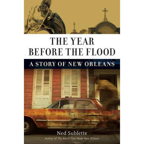Hurricane Katrina: Before the Storm