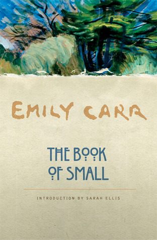 The Book of Small by Emily Carr