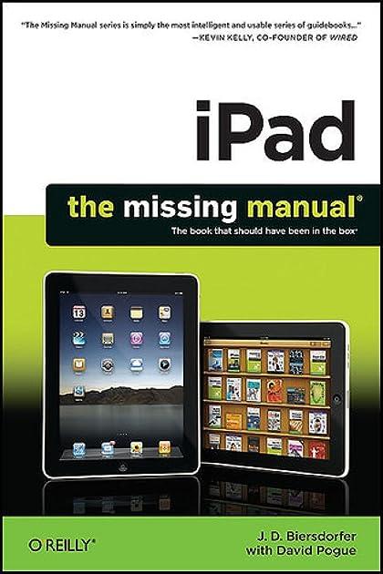 ipad the missing manual by j d biersdorfer rh goodreads com The Manual Church The Missing Manual iMovie