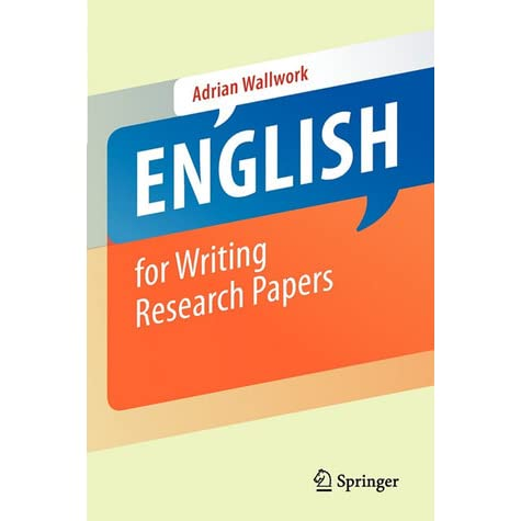 grammar writing english research papers