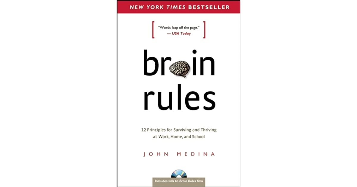 Brain rules goodreads giveaways