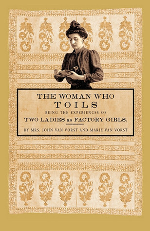 The Woman Who Toils book cover