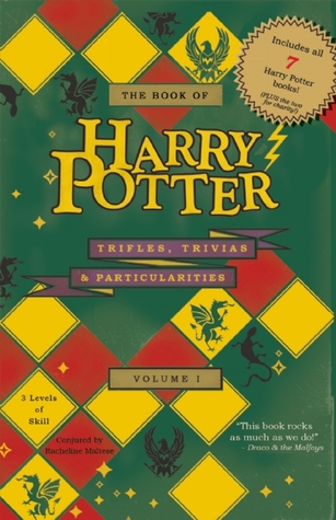 The Book of Harry Potter Trifles, Trivias and Particularities