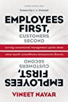 Employees First, Customers Second: Turning Conventional Management Upside Down ebook download free