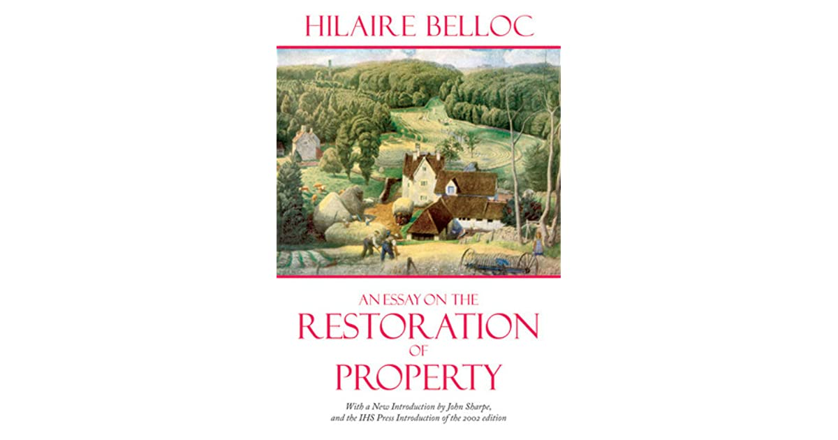 hilaire belloc essays Ebooks-library publishes hilaire belloc belloc was at ease with light verse as well as lucid essays, historical interpretation and humourous satire.