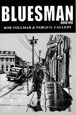 Bluesman by Rob Vollmar