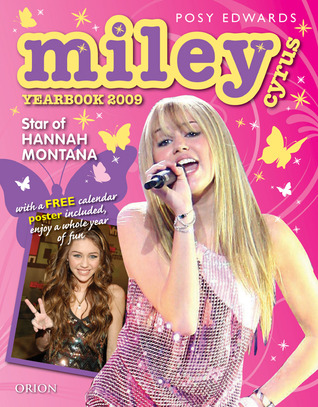 Miley Cyrus Yearbook Star Of Hannah Montana By Posy Edwards