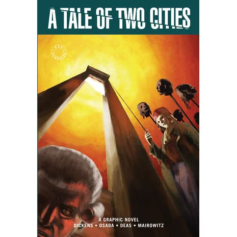 Essay/Term paper: A tale of two cities