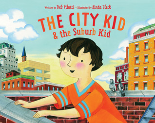 The City Kid  the Suburb Kid