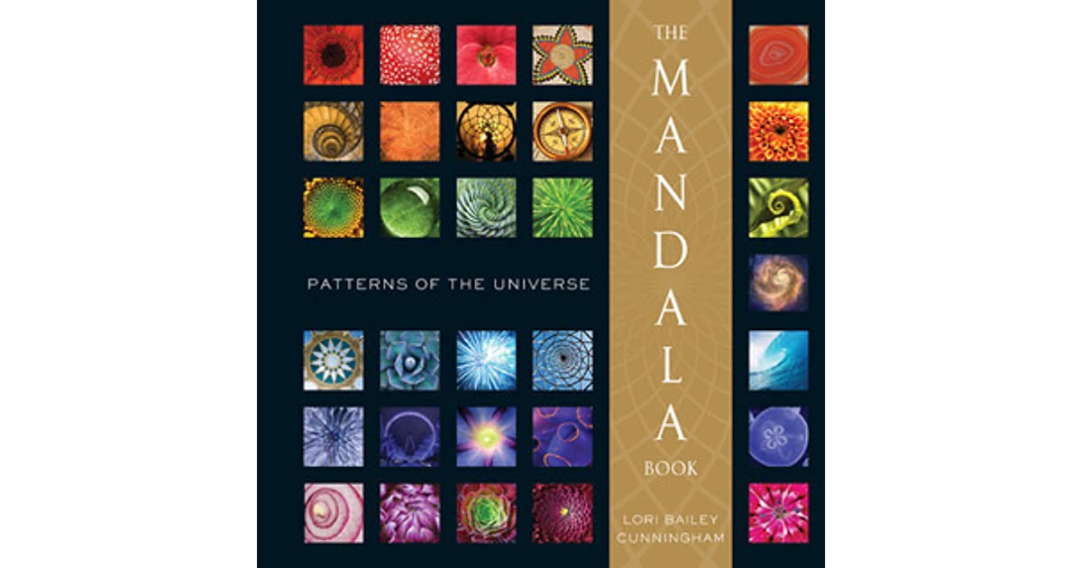 The mandala book patterns of the universe by lori bailey cunningham fandeluxe Image collections