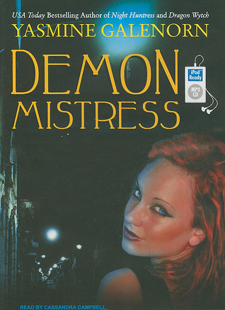 Demon Mistress (Otherworld/Sisters of the Moon, Book 6)