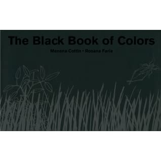 The Black Book of Colors by Menena Cottin