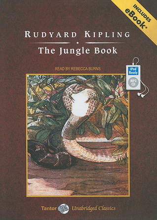 The Jungle Book, with eBook