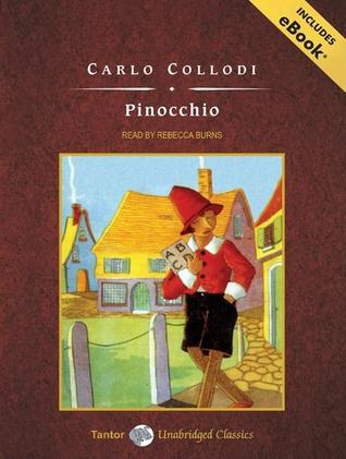 Pinocchio, with eBook