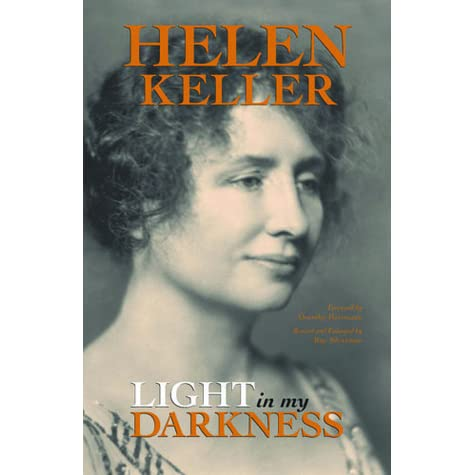 "an essay on hellen keller and the short story three days to see In pakistan's ideological war over textbooks, helen keller doesn't make cut   textbooks, a story about keller, a deaf and blind american author and activist,   tree and holiday cards, even though a small christian community lives here  so  instead of keller's 1933 essay ""three days to see,"" which outlines."