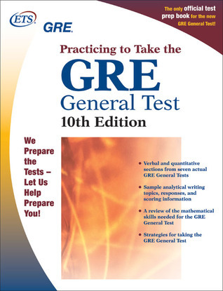 GRE Practicing to