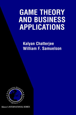 Game Theory and Business Applications, 2nd edition