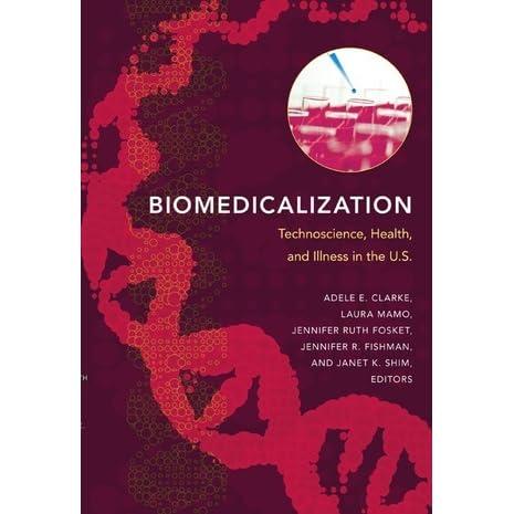 Biomedicalization of sexuality