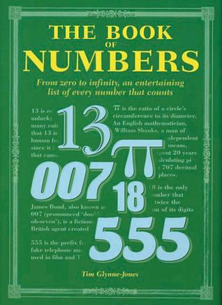 Book of Numbers by Tim Glynne-Jones